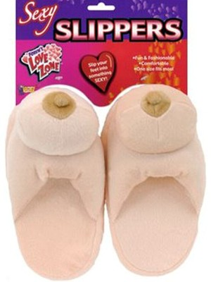 tit slippers