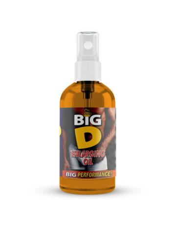 Big D Penis Enlargement Oil